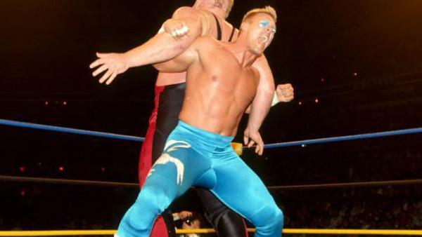 Vader vs Sting en WCW