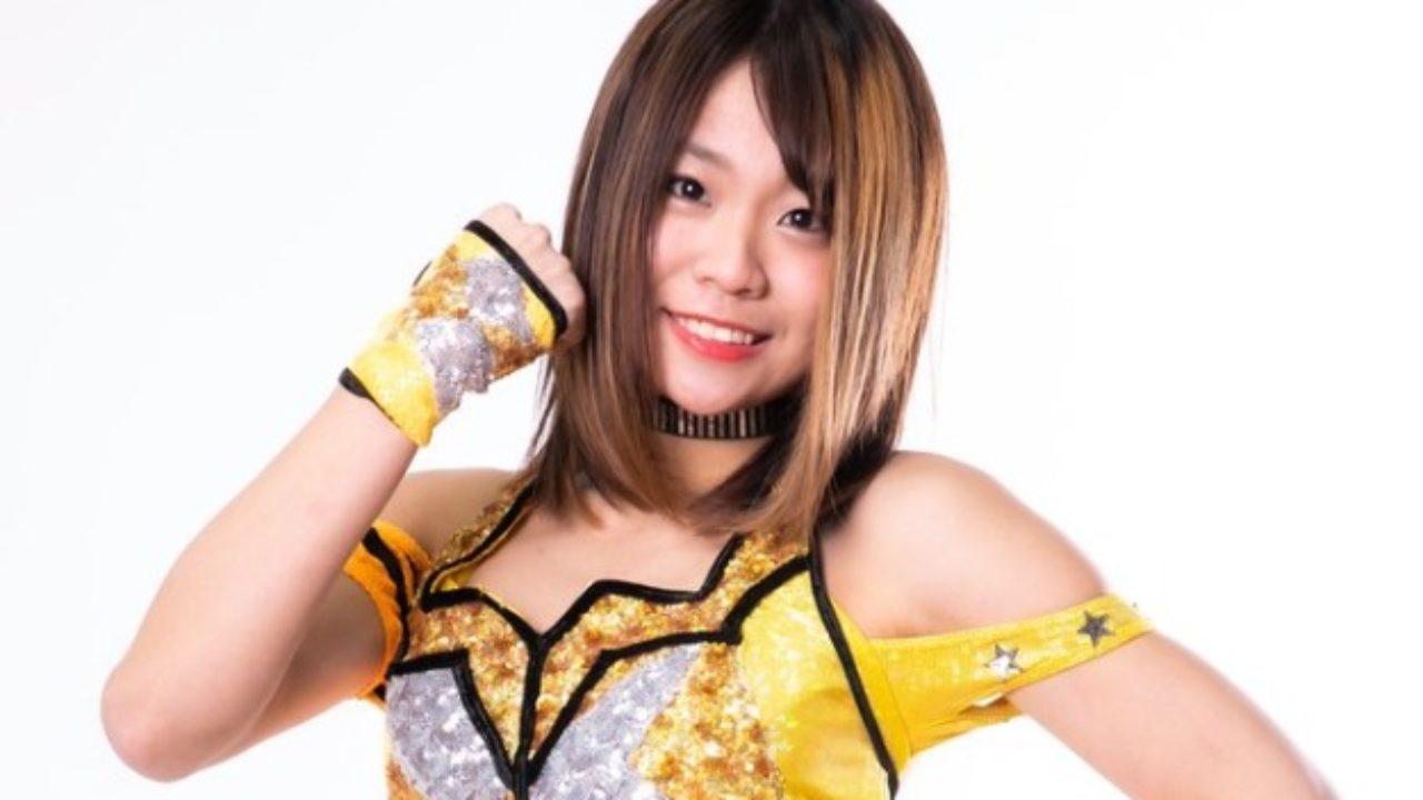 Arisa Hoshiki se retira de la lucha libre - DOS DOS SOLO DOS