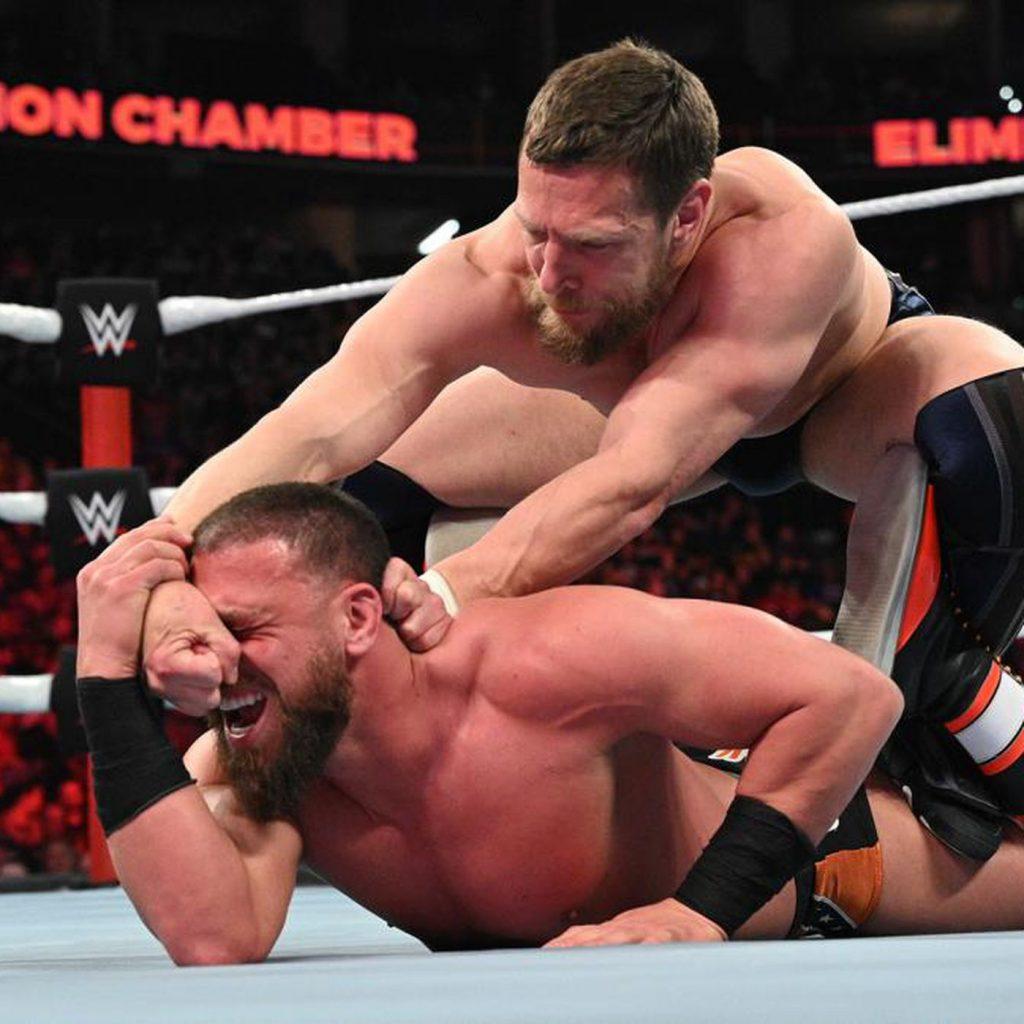 Daniel Bryan ya pudo enfrentar a Drew Gulak.