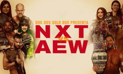 wwe nxt vs aew