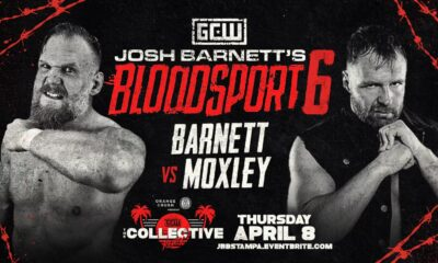 Josh Barnett vs Moxley Bloodsport 6