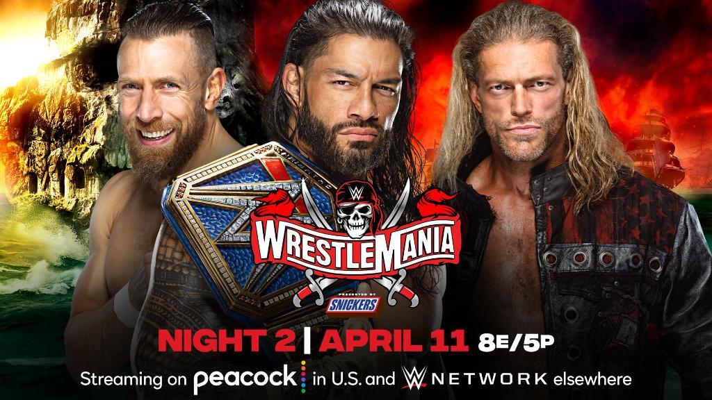 La cartelera de WrestleMania es parte del debate.