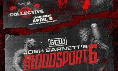 Análisis Josh Barnett's Bloodsport 6