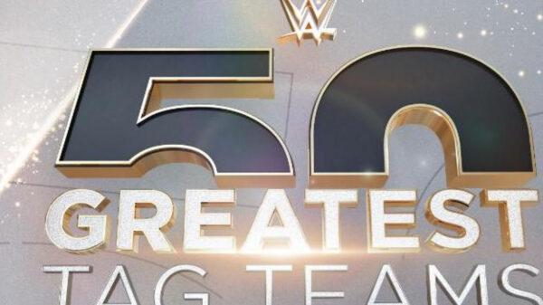 El WWE's 50 Greatest Tag Team Countdown