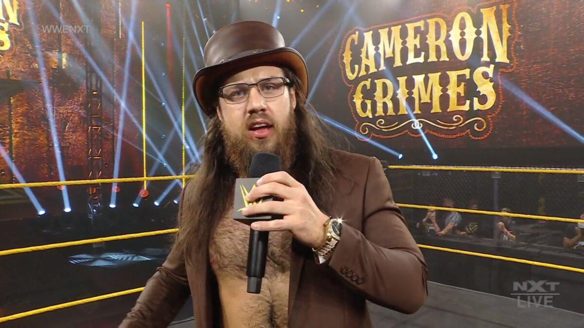 Cameron Grimes