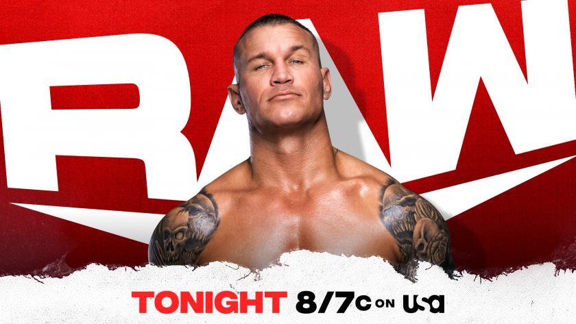 Randy Orton regresa esta noche a RAW