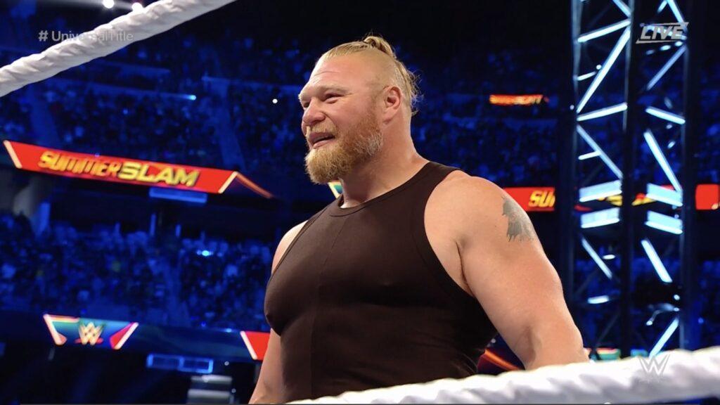 Roman Reigns y Brock Lesnar se enfrentarán en WWE Crown Jewel