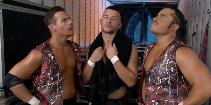 Ever-Rise tendrá su debut en AEW - Noticias WWE, UFC, Resultados Raw, WWE SmackDown y más Lucha Libre.