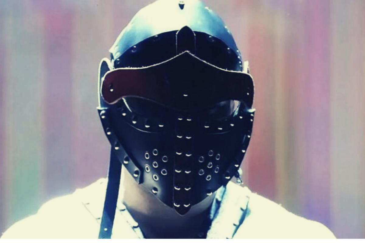 karrion kross mask